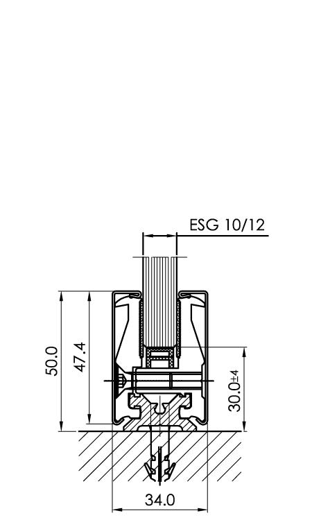 GSW Pro 50 profil stalowy